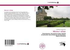 Michel Aflak kitap kapağı