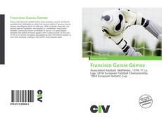 Capa do livro de Francisco García Gómez