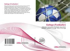 Обложка Gallego (Footballer)