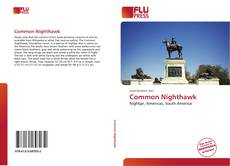 Bookcover of Common Nighthawk