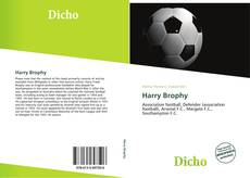 Bookcover of Harry Brophy