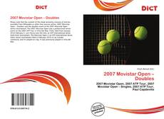 Bookcover of 2007 Movistar Open – Doubles