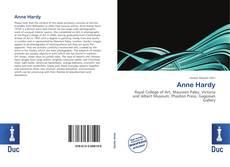 Couverture de Anne Hardy