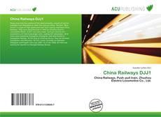Portada del libro de China Railways DJJ1