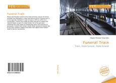 Capa do livro de Funeral Train