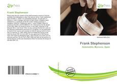 Bookcover of Frank Stephenson