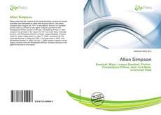 Bookcover of Allan Simpson