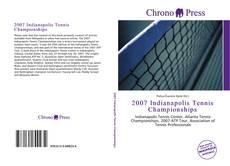 Buchcover von 2007 Indianapolis Tennis Championships