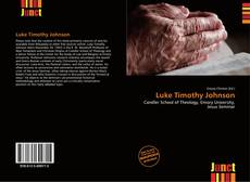 Couverture de Luke Timothy Johnson
