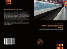 Bookcover of Bonn–Oberkassel Train Ferry