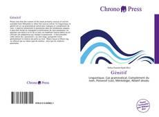 Bookcover of Génitif