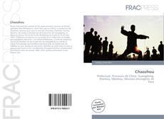 Portada del libro de Chaozhou