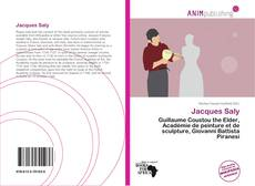Jacques Saly kitap kapağı