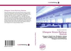 Bookcover of Glasgow Green Railway Station