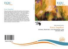 Buchcover von Ernst Sagebiel