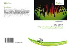 Bookcover of Dru Down