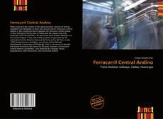 Couverture de Ferrocarril Central Andino