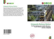Borítókép a  Edappally Railway Station - hoz