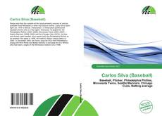 Buchcover von Carlos Silva (Baseball)