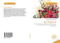 Couverture de Art Moderne