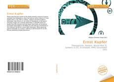 Buchcover von Ernst Kupfer
