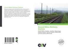 Обложка Grand-Mère Railway Station