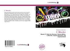 Bookcover of C-Murder
