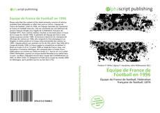 Bookcover of Équipe de France de Football en 1996