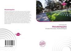 Bookcover of Hecatompylos