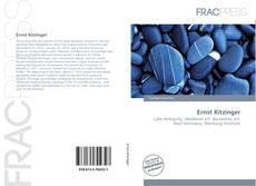 Buchcover von Ernst Kitzinger