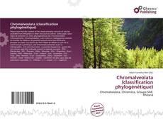 Portada del libro de Chromalveolata (classification phylogénétique)