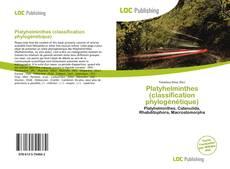 Portada del libro de Platyhelminthes (classification phylogénétique)