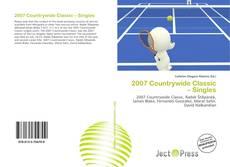 Buchcover von 2007 Countrywide Classic – Singles