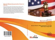 Barack Obama Assassination Scare in Denver kitap kapağı