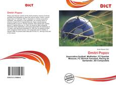 Dmitri Popov kitap kapağı