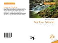 Ford River (Victoria) kitap kapağı