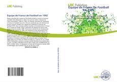 Bookcover of Équipe de France de Football en 1992