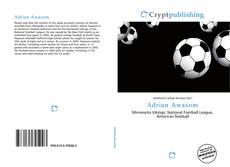 Buchcover von Adrian Awasom