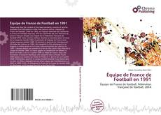 Couverture de Équipe de France de Football en 1991
