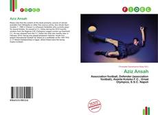 Bookcover of Aziz Ansah