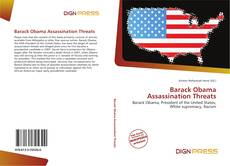 Barack Obama Assassination Threats kitap kapağı