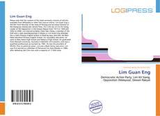 Capa do livro de Lim Guan Eng
