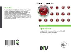 Bookcover of Opera Mini