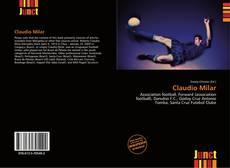 Capa do livro de Claudio Milar
