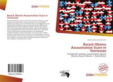 Barack Obama Assassination Scare in Tennessee kitap kapağı