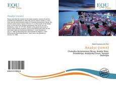 Bookcover of Anadyr (town)