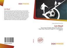 Len Boyd kitap kapağı