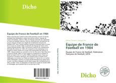 Bookcover of Équipe de France de Football en 1984