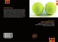 2007 BMW Open的封面
