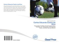 Capa do livro de Carlos Eduardo Castro da Silva